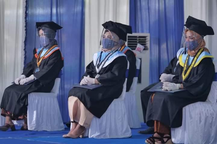 472 Mahasiswa Politeknik Negeri Madiun Ikuti Wisuda Virtual