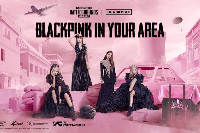 Wah Bakal Ada BLACKPINK di PUBG, Pilih Jennie, Jisoo, Rose atau Lisa Ya?