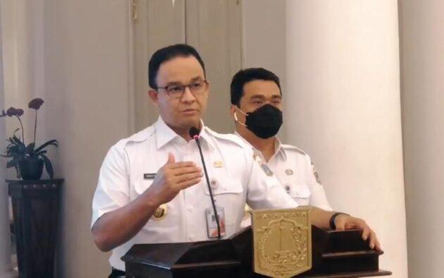 RS Kewalahan Hadapi Laju Covid-19, Anies: DKI Jakarta PSBB Total