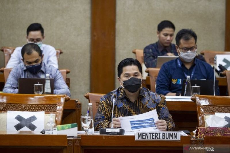 Buntut Kasus Rapid Test Antigen Bekas, Menteri BUMN Pecat Seluruh Direksi Kimia Farma Diagnostika