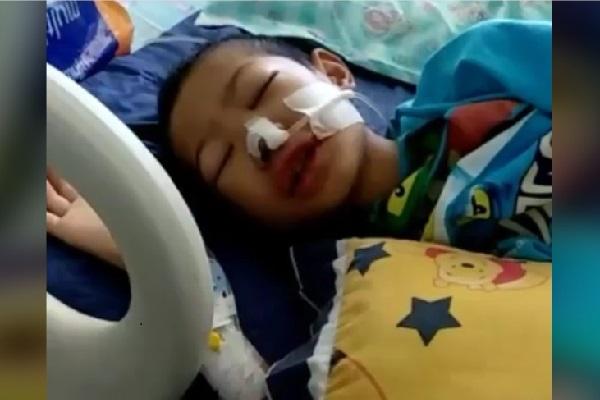 Idap Penyakit Kronis, Bocah Ini Ngigau Sambil Lantunkan Al-Qur'an