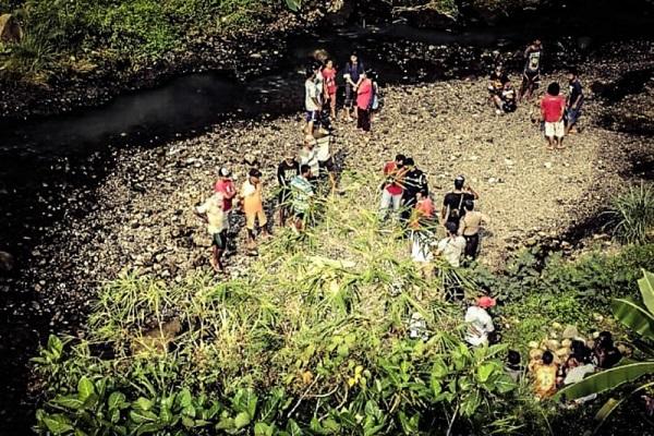 2 Bocah di Tulungagung Meninggal Dunia Seusai Tenggelam di Kali Song