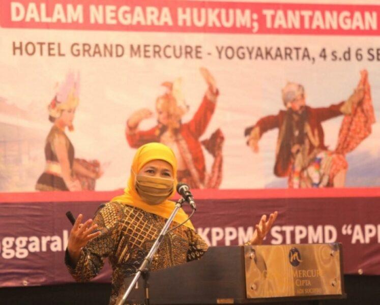 Janji Gubernur Khofifah Untuk Bangkitkan UMKM di Jawa Timur