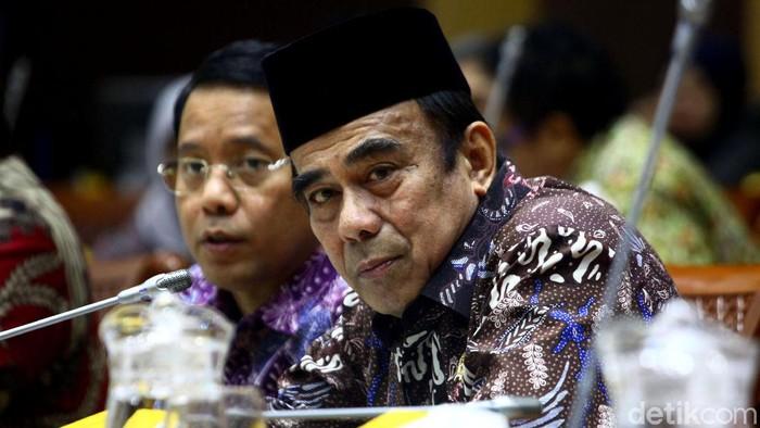 Tiga Menteri Kena Corona, Menag Jadi yang Teranyar