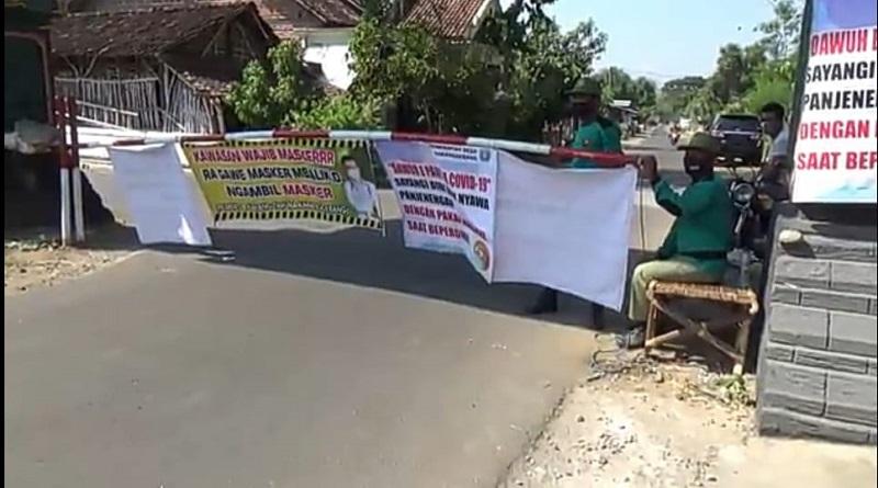 Dua Desa di Jetis Ponorogo Ditutup Total Karena 13 Warganya Positif Corona