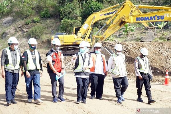 Pembangunan Jalur Pansela Tulungagung-Trenggalek Dikebut, Target Kelar 2023