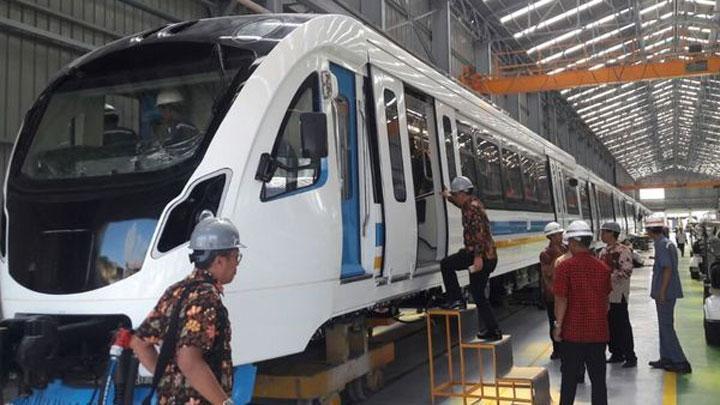 Fantastis! BUMN Indonesia Garap Infrastruktur Perkeretaapian di Kongo Senilai Rp173 Triliun