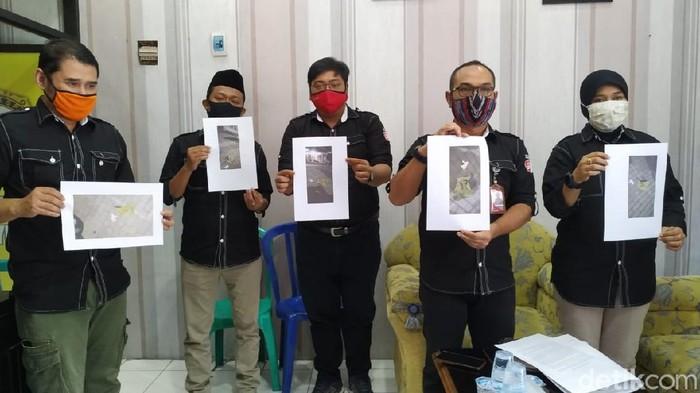 Dikirim Kembang Setaman dan Kertas Bentuk Boneka Ditusuk Jarum, KPU Blitar Merasa Diteror