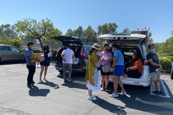 Wow! WNI di Los Angeles Bikin Bazaar Kuliner Khas Indonesia, 30 Menit Ludes!