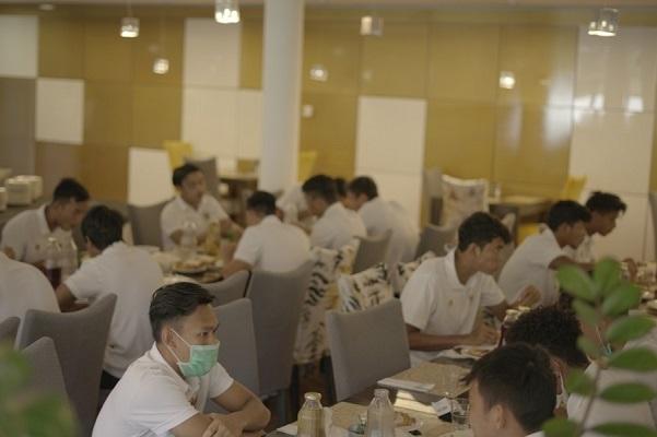 Lee Jae-hong Atur Ketat Asupan Gizi Timnas Indonesia U-19