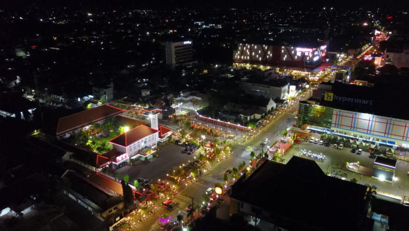 Wali Kota Madiun Tutup Akses Masuk Kota pada Malam Tahun Baru