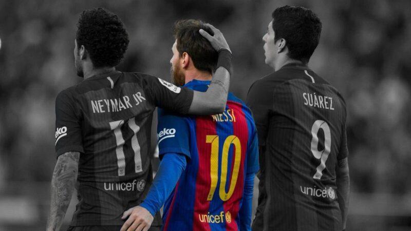 Suarez Akhirnya Benar-Benar Jatuh ke Pelukan Atletico Madrid, Messi Kesepian