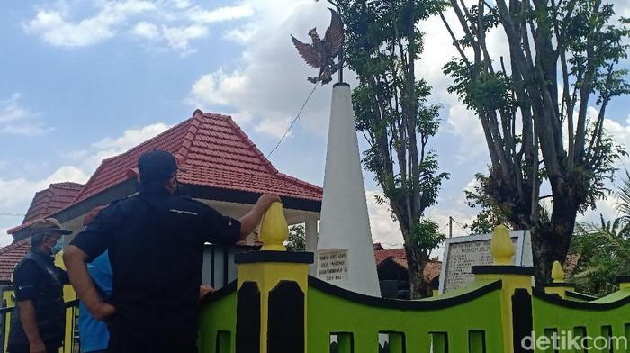 Menilik Kembali Monumen Soco, Pengingat Peristiwa Keganasan PKI di Magetan
