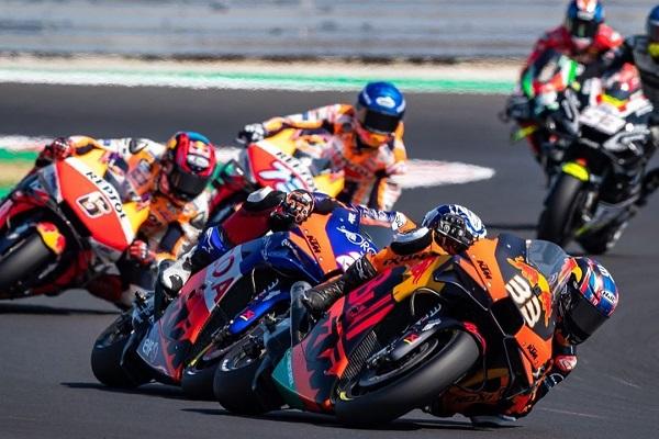 Free Practice 2 MotoGP Emilia Romagna: Brad Binder Melesat