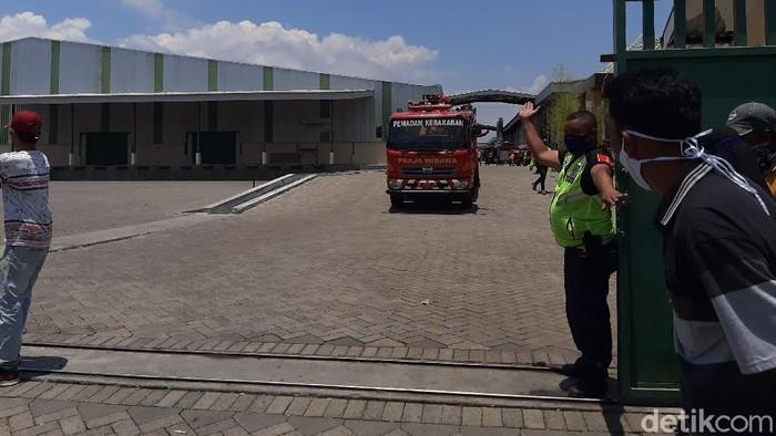 Pabrik Pengolahan Kayu di Probolinggo Kebakaran, Dua Karyawati Tewas Terjebak Api
