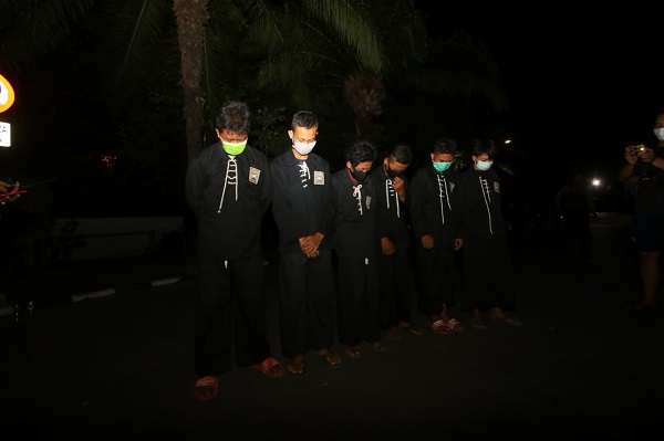 Beberapa Siswa SMP Asal Ngawi Diciduk Polisi, Mengaku Ikut Ajakan Hitamkan Solo