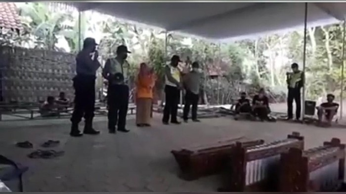 Izin Belum Turun, Wayangan di Ponorogo Ditangguhkan Polisi