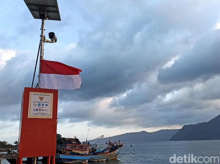 Belasan Desa di Trenggalek Masuk Zona Rawan Tsunami
