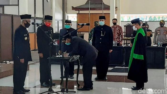 Gubernur Jatim Tunjuk Soekaryo Jadi Penjabat Sekda Bondowoso