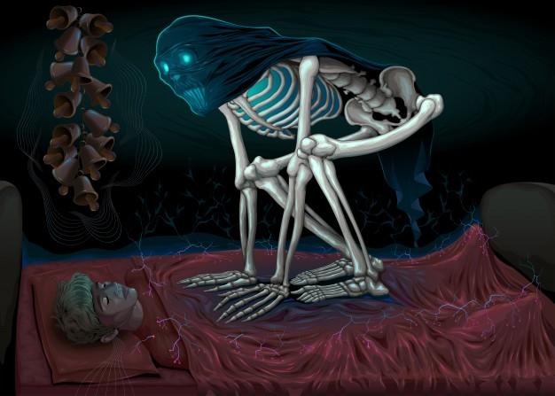 Pernah Mengalami Ketindihan? Berikut Fakta dan Mitos Seputar Ketindihan