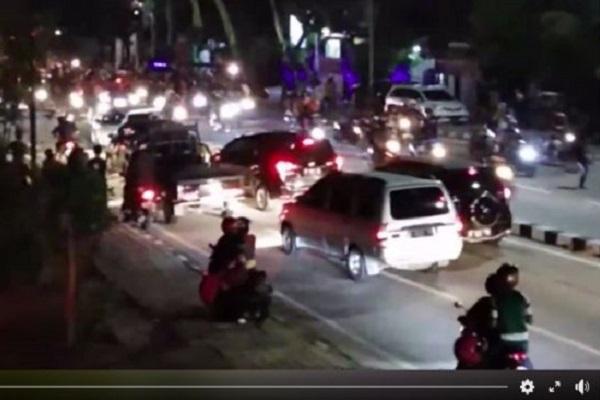Beredar Video Tawuran Antarperguruan Silat di Madiun, Netizen Jengkel