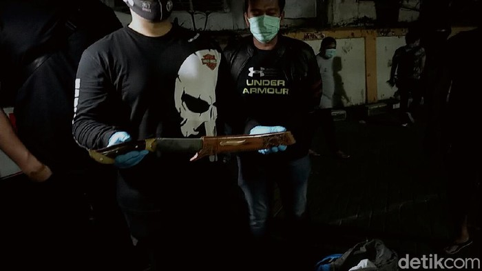 Bacok Polisi, Dua Bandar Pemasok Sabu-Sabu di Seluruh LP Ditembak Mati