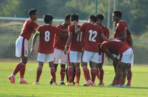 Gol Bunuh Diri, Timnas Indonesia U-19 Kalah dari Bosnia