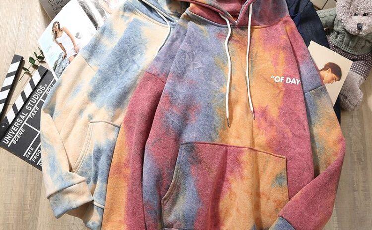 Trend Tie Dye Sedang Nge-hits, Begini Tips Mencuci Kaos Tie Dye Kalian Agar Tetap Awet
