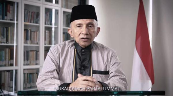 Akhirnya, Amien Rais Deklarasikan Partai Ummat pada 17 Ramadan