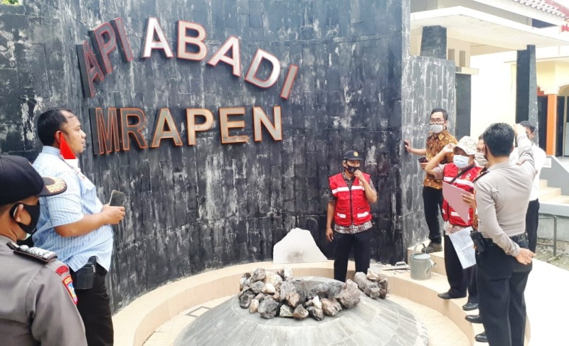 Bikin Heboh! Api Abadi Mrapen Grobogan Tiba-Tiba Mati