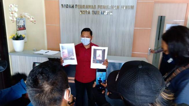 Lapor Bawaslu, KIPP Tuding Wali Kota Surabaya Tak Netral dalam Pilkada