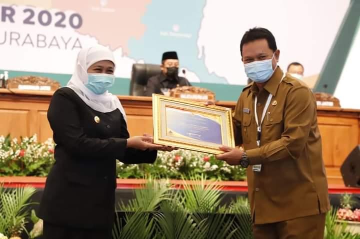 Selamat! Kota Madiun Terima Penghargaan WTP dari Kementerian Keuangan