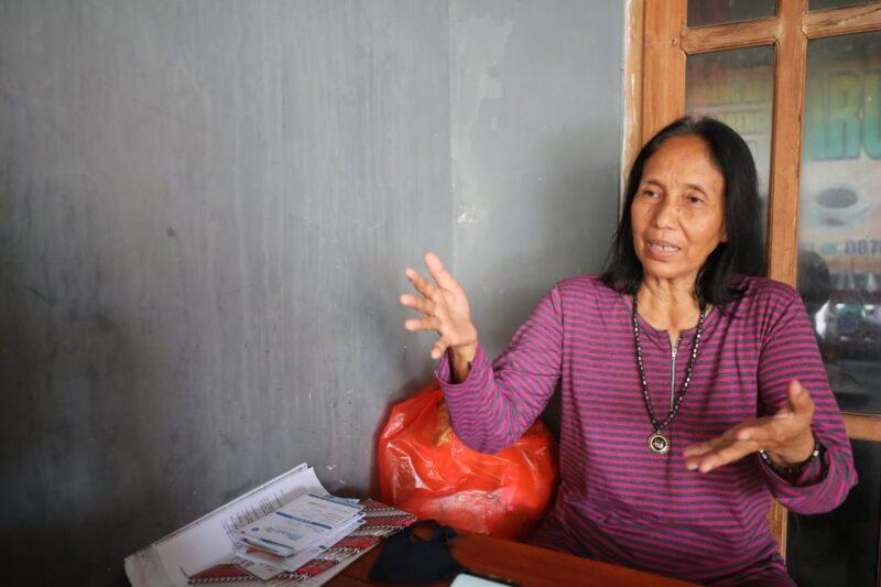 Aksi Heroik Emak-Emak dari Madiun Ini Selamatkan Nyawa Bayi yang Ditemukan di Tas Ransel