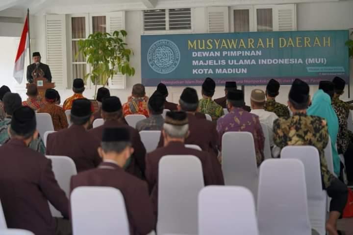 Kiai Sutoyo Kembali Pimpin MUI Kota Madiun