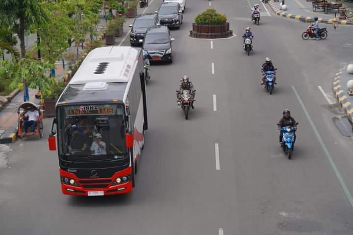 Tertarik Bus Listrik, Wali Kota Madiun Pesan Bus Listrik Khusus ke Inka