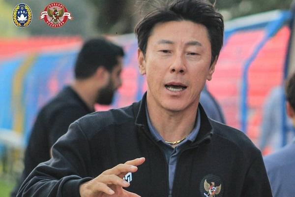 Shin Tae-yong Buru Pemain Keturunan untuk Perkuat Timnas Indonesia U-19