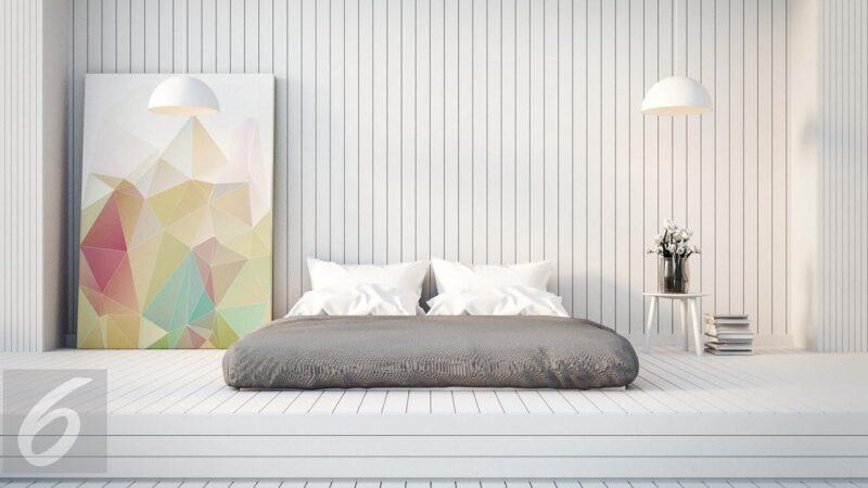 Kamar Tidur Pengaruhi Kualitas Tidur, Ini Tips Mendekor Kamar