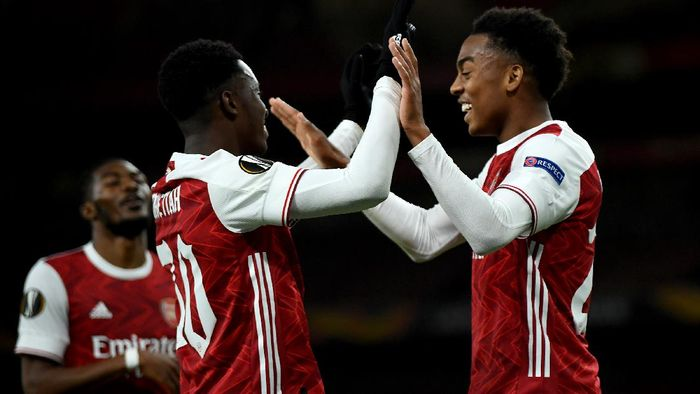 Arsenal 3-0 Dundalk: Pesta Pemain Muda The Gunners