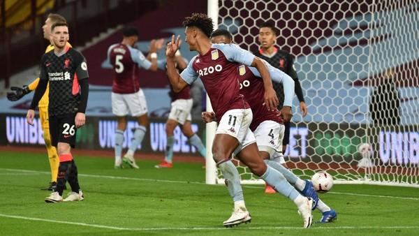 Liga Premier: Memalukan! Liverpool Dibantai Aston Villa 2-7