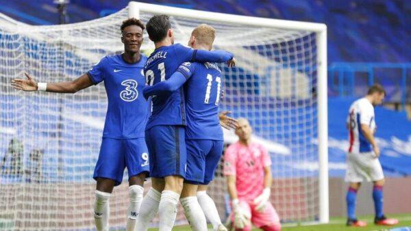 Chelsea vs Crystal Palace 4-0, Lampard: Kalem...