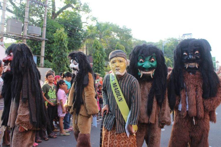 Kesenian Dongkrek, Tradisi Tolak Bala Warga Madiun Zaman Dahulu
