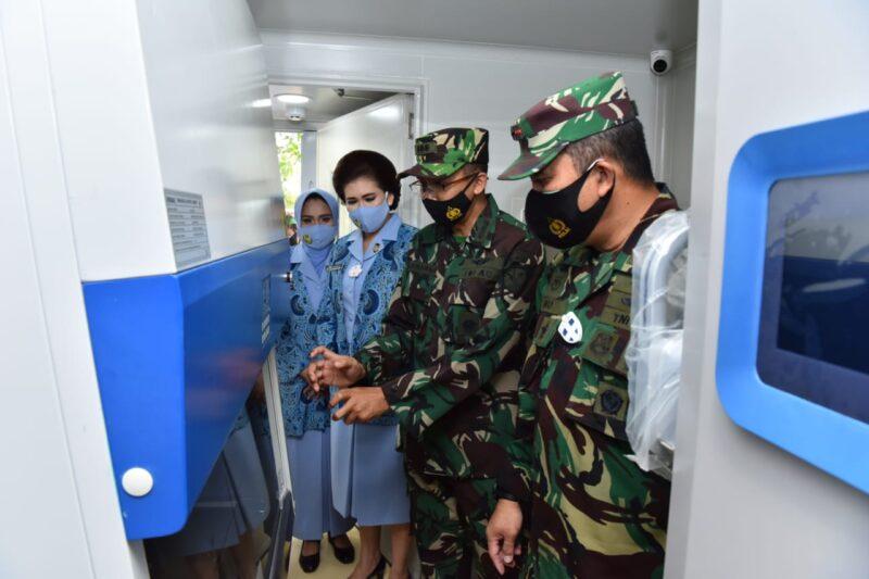 RSAU Lanud Iswahjudi Kini Miliki Laboratorium PCR untuk Swab Pasien Covid-19