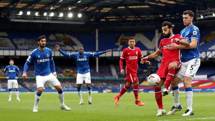 Everton 2-2 Liverpool: Klopp Puji Permainan The Reds