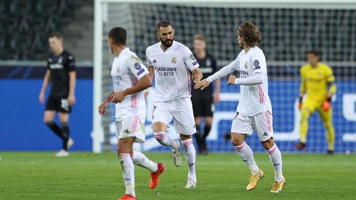 Round Up Hasil Liga Champions: Liverpool dan City Menang Lagi, Madrid Seri