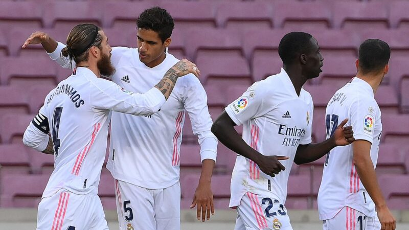 Hasil El Clasico: Hajar  Barcelona 3-1, Real Madrid ke Puncak