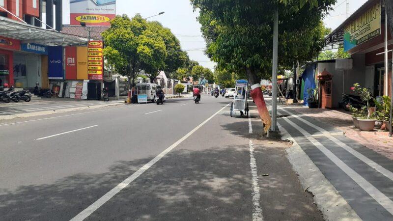 Ganggu Lalu Lintas, Pedagang Bermobil di Badan Jalan Madiun Bakal Ditertibkan