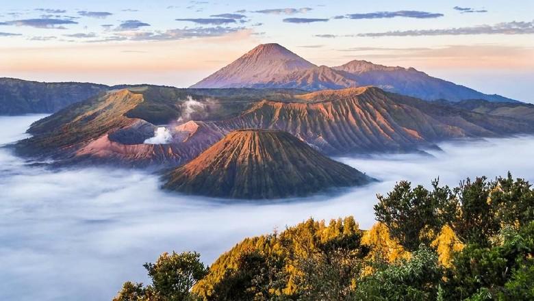 Hore! Kuota Wisatawan Gunung Bromo Naik Jadi 1.634 Orang per Hari