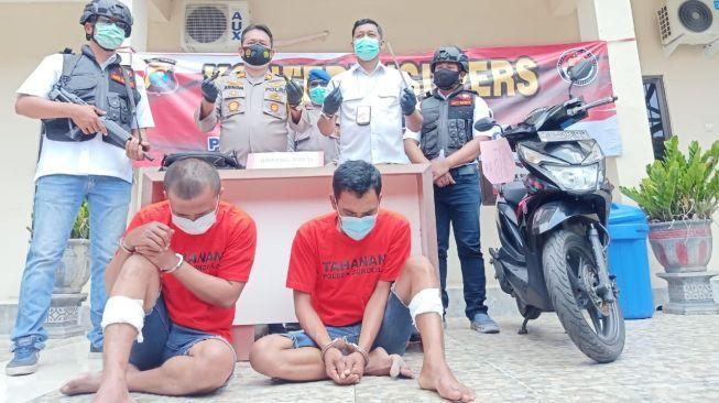 Apes! Jimat 2 Bandit Tak Berfungsi saat Beraksi Mencuri Motor