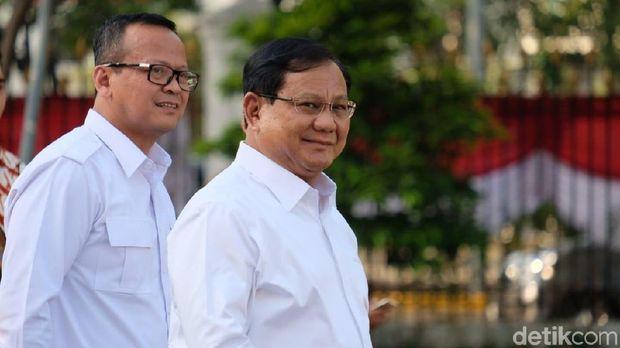 Menteri KKP Edhy Prabowo Ditangkap KPK, Begini Reaksi Prabowo Subianto