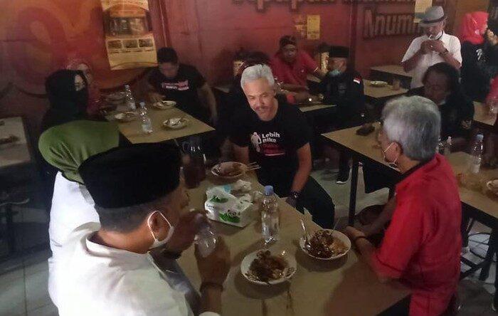Diundang ke Ponorogo, Ganjar Pranowo Bagi Tips Bantu UMKM saat Pandemi Covid-19